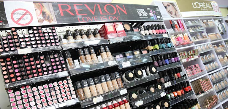 online beauty products